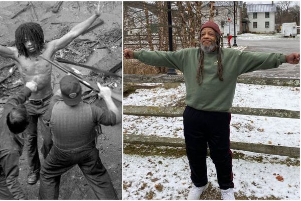 After 42 years in prison, MOVE member Delbert Orr Africa wins his release