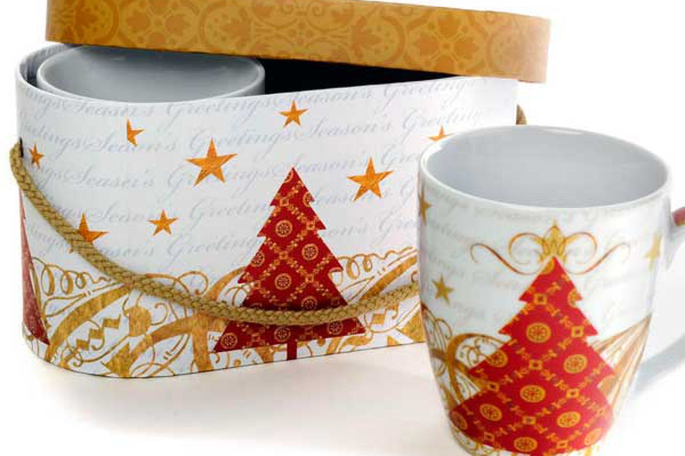 MarketBasket: Habañeros in the hood; a festive mug