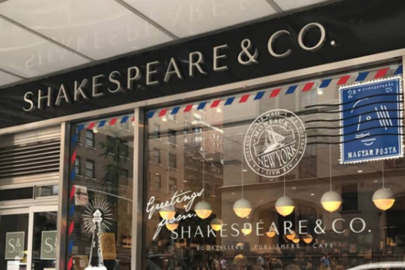 Super-bookstore/cafe/publisher Shakespeare & Co. opening in Philadelphia this summer