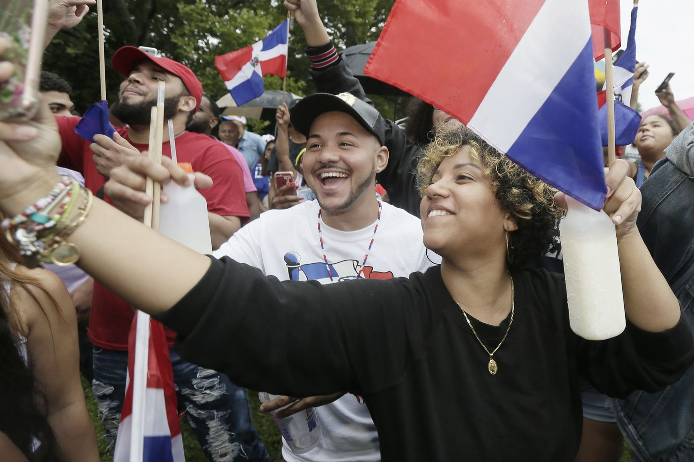 Despite the rain (again), Dominicans celebrated culture and their Philly impact