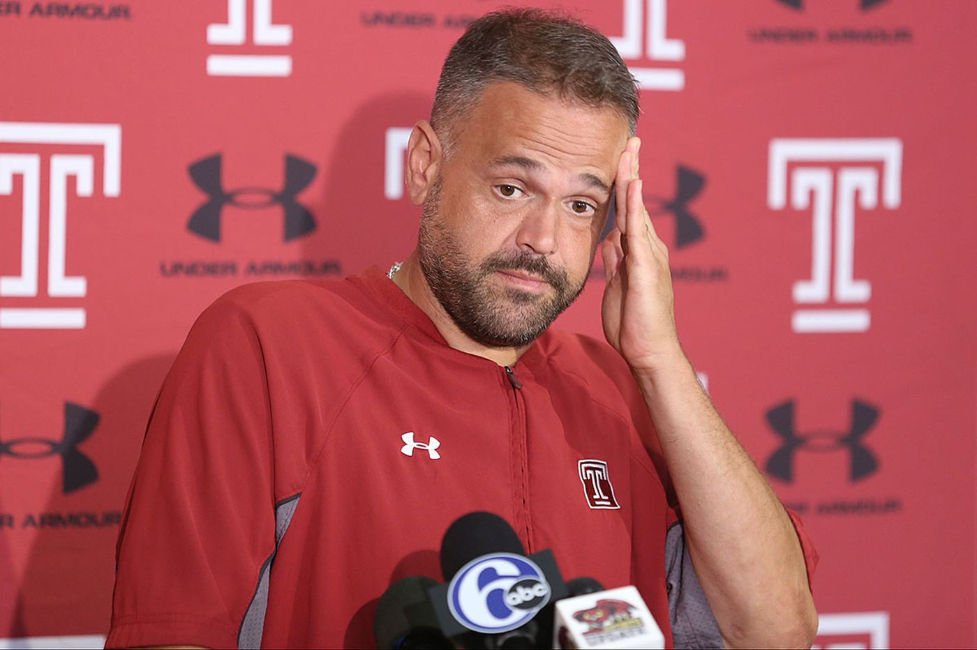 Letters: Football coach deserted players and Temple
