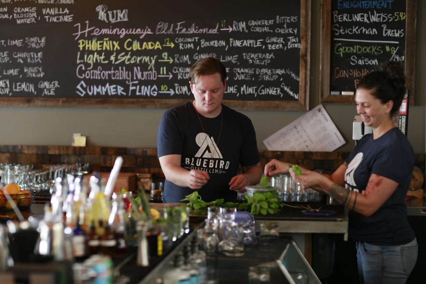 With a food and booze revolution, Phoenixville rises again