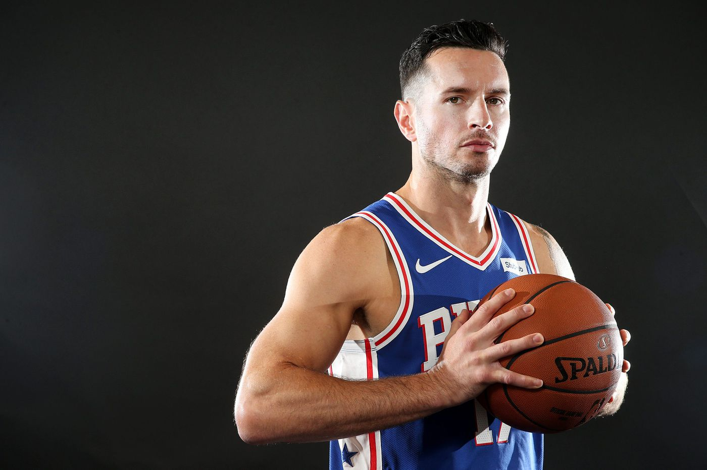 At 34, Sixers' JJ Redick is more than just a mentor to young players: 'Guys flock to him because the type of person he is'