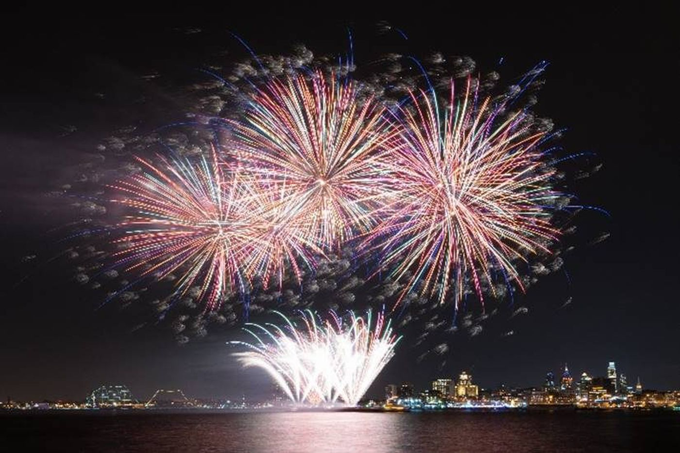 Memorial Day fireworks, Sail Philadelphia, Devon Horse Show, and other events in Philadelphia, May 25-June 1