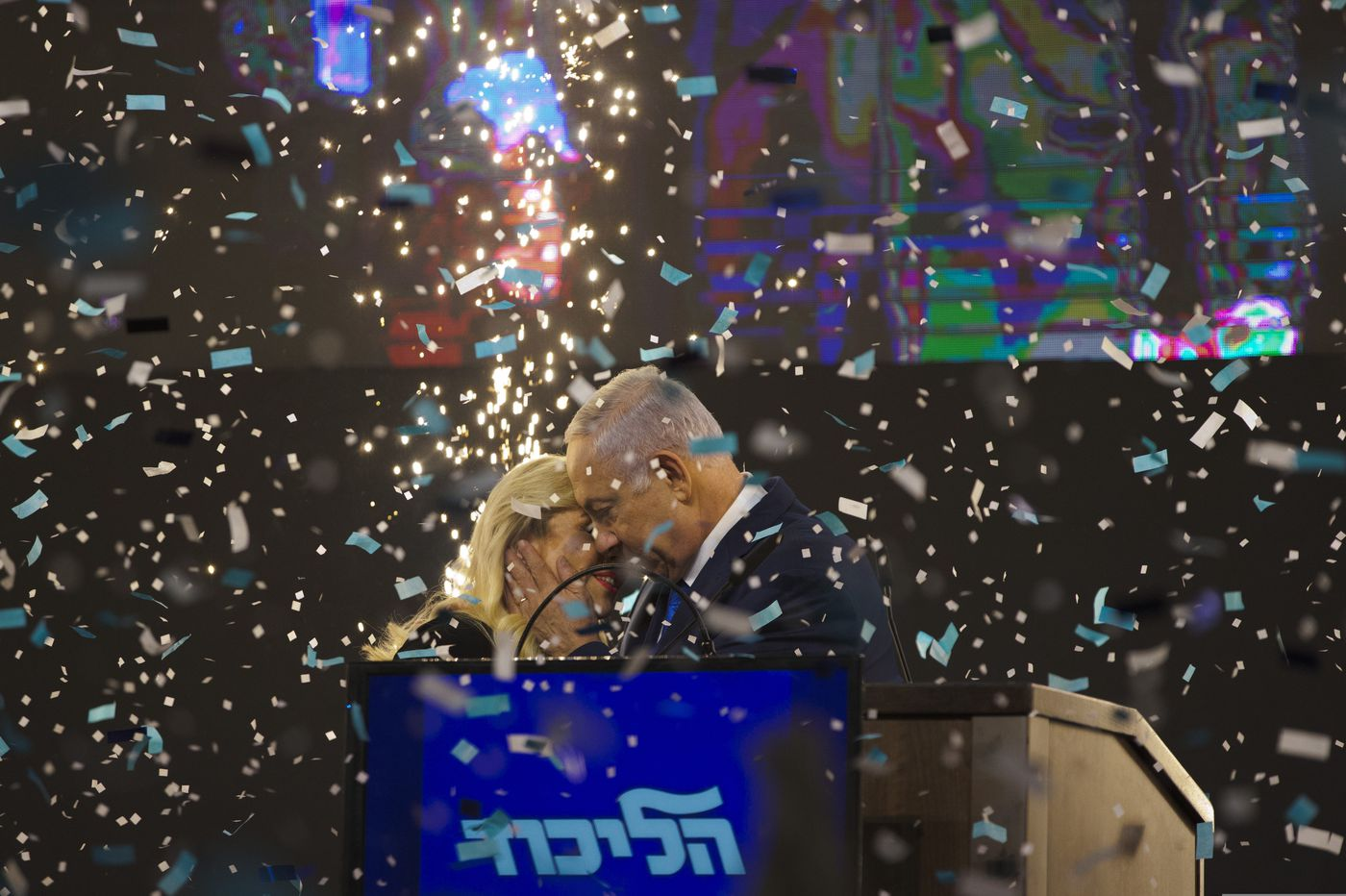 In tightly fought election, Netanyahu appears set to clinch fifth term in office
