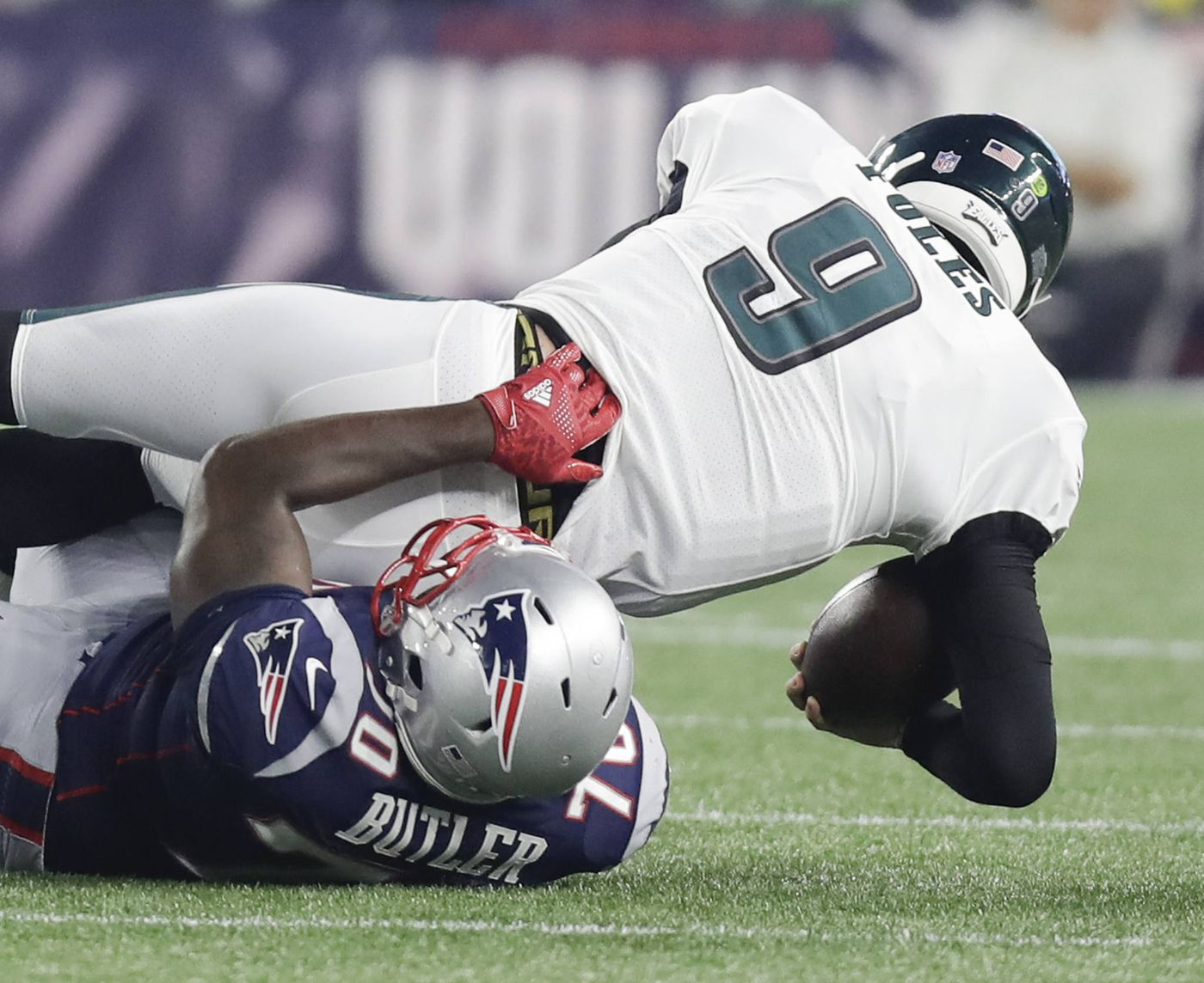 The Eagles' starting offense is scoreless this preseason. Does it matter?