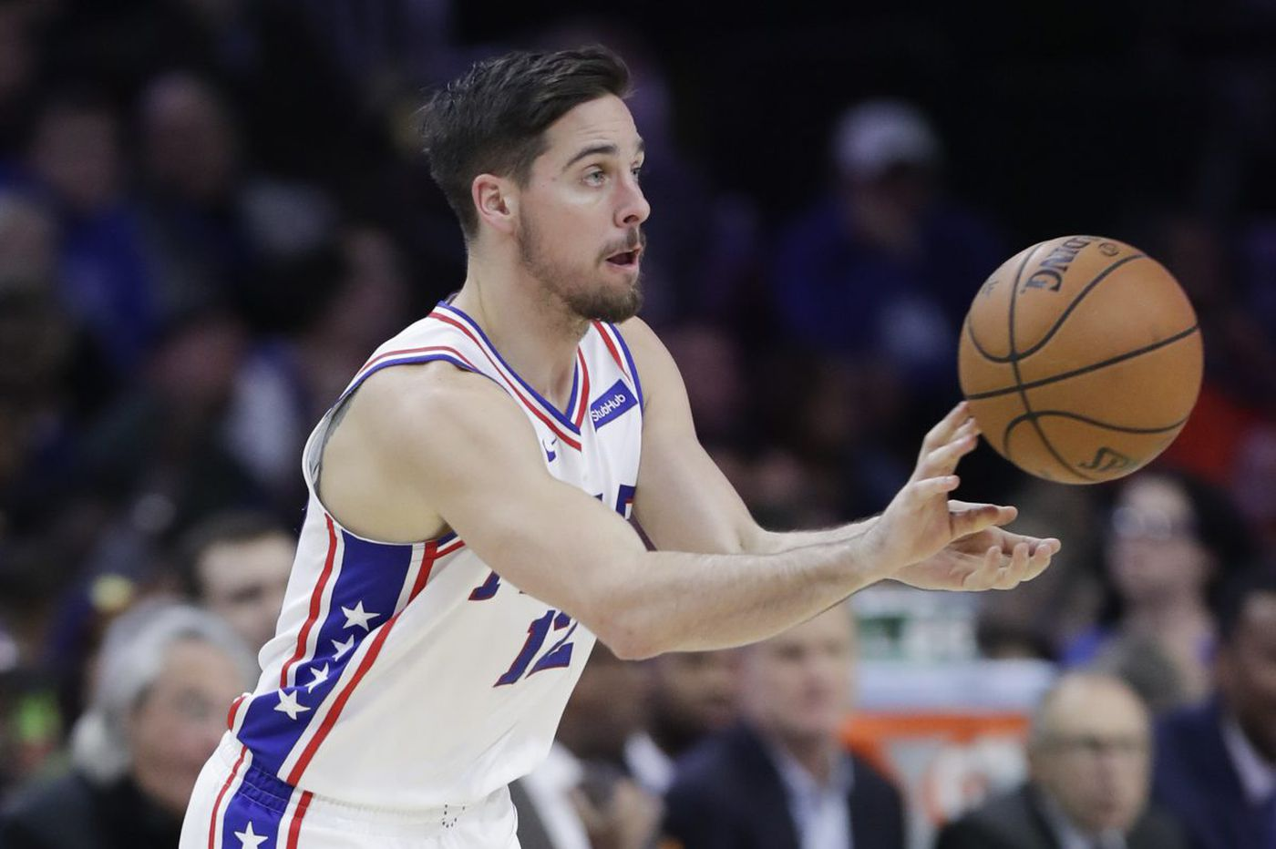Sixers getting bench production when they need it