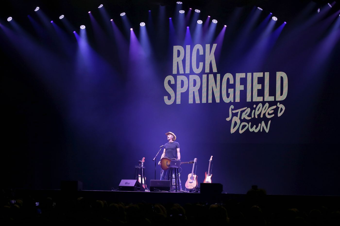 Rick Springfield came to Parx - and two giddy tweens tried to go back in time. | Maria Panaritis