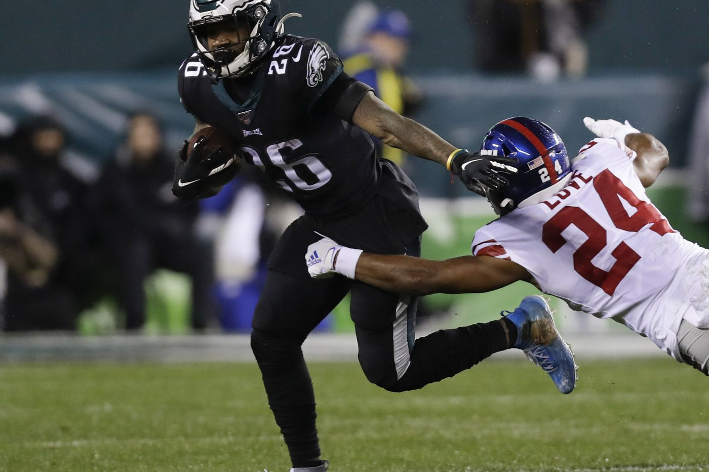 Eagles-Giants: Beat writers make their predictions on Sunday's NFC East battle