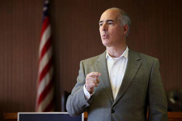 Sen. Bob Casey says he won't run for president in 2020