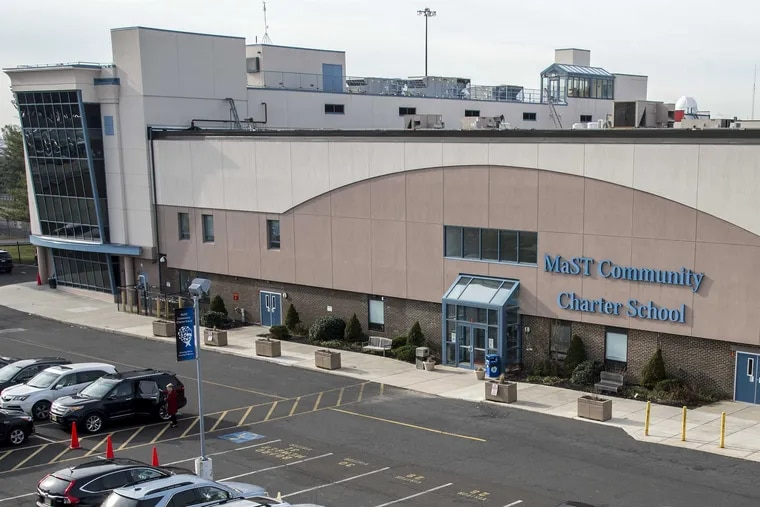 MaST Community Charter School, on Byberry Road in the Northeast. Its three schools received more than 27,000 applications.