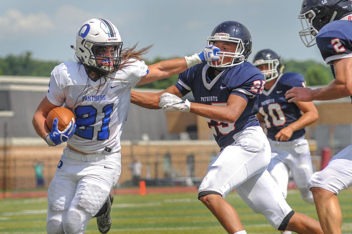 Wanna watch football? Southeastern Pa.'s Week 3 high school football schedule