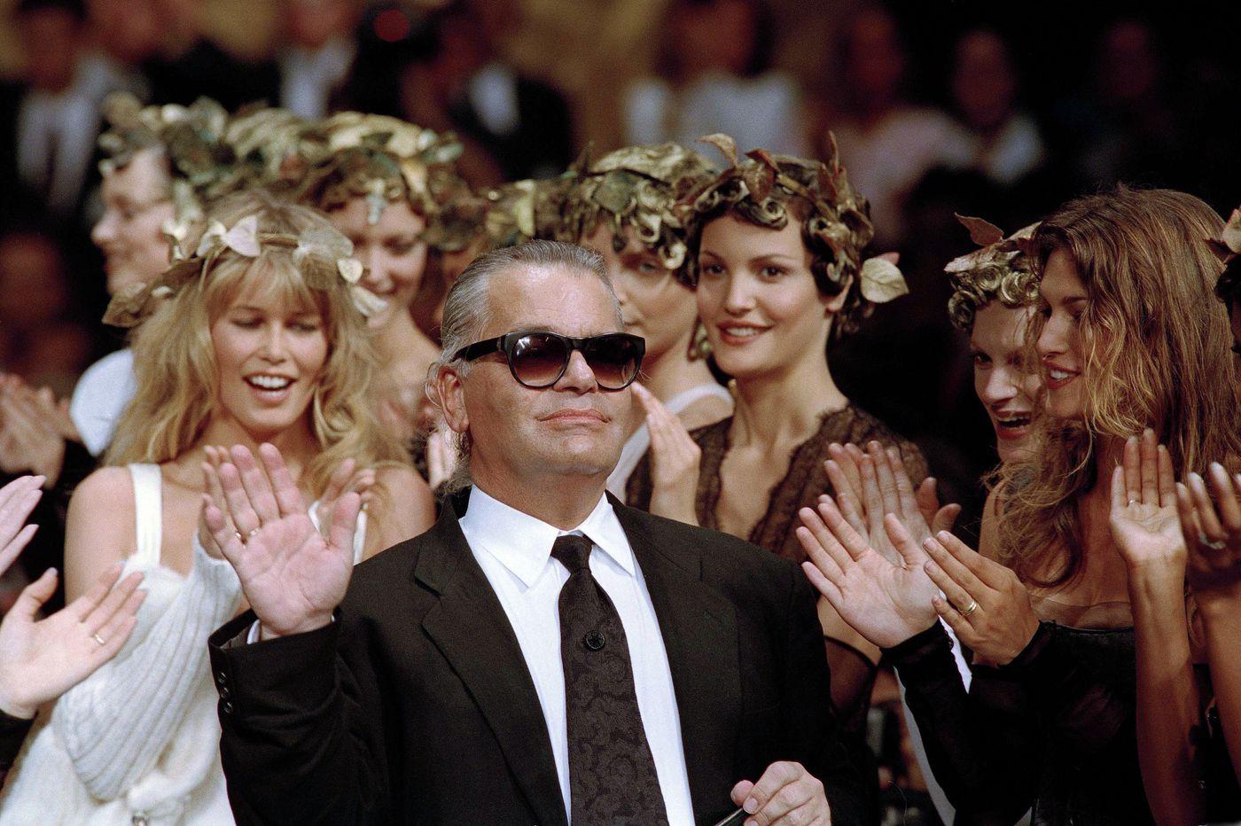 Designer Karl Lagerfeld, Chanel's global icon, dies in Paris