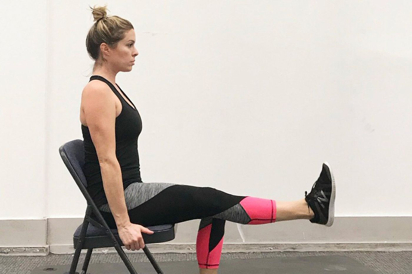 5 easy exercises you can do from your chair