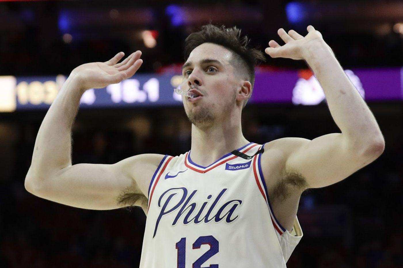 T.J. McConnell a surprising savior for the Sixers in Game 4 against Celtics | Mike Sielski