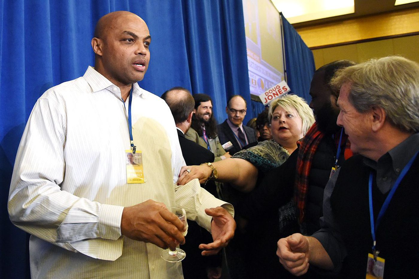 Charles Barkley's political commentary: Another winner in Alabama's special election