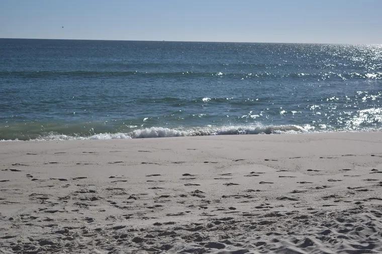 Berkeley Township photo of local beach.