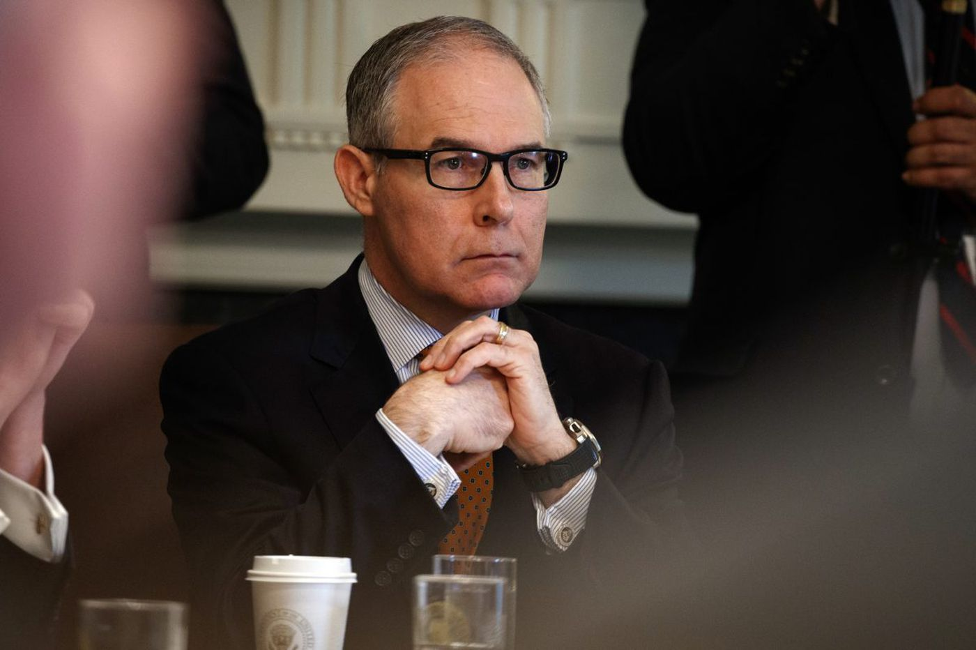 Days after Pruitt resigned, several aides also calling it quits at EPA