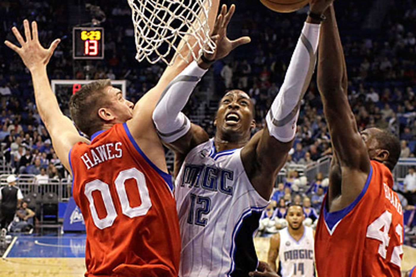 76ers defeat depleted Magic
