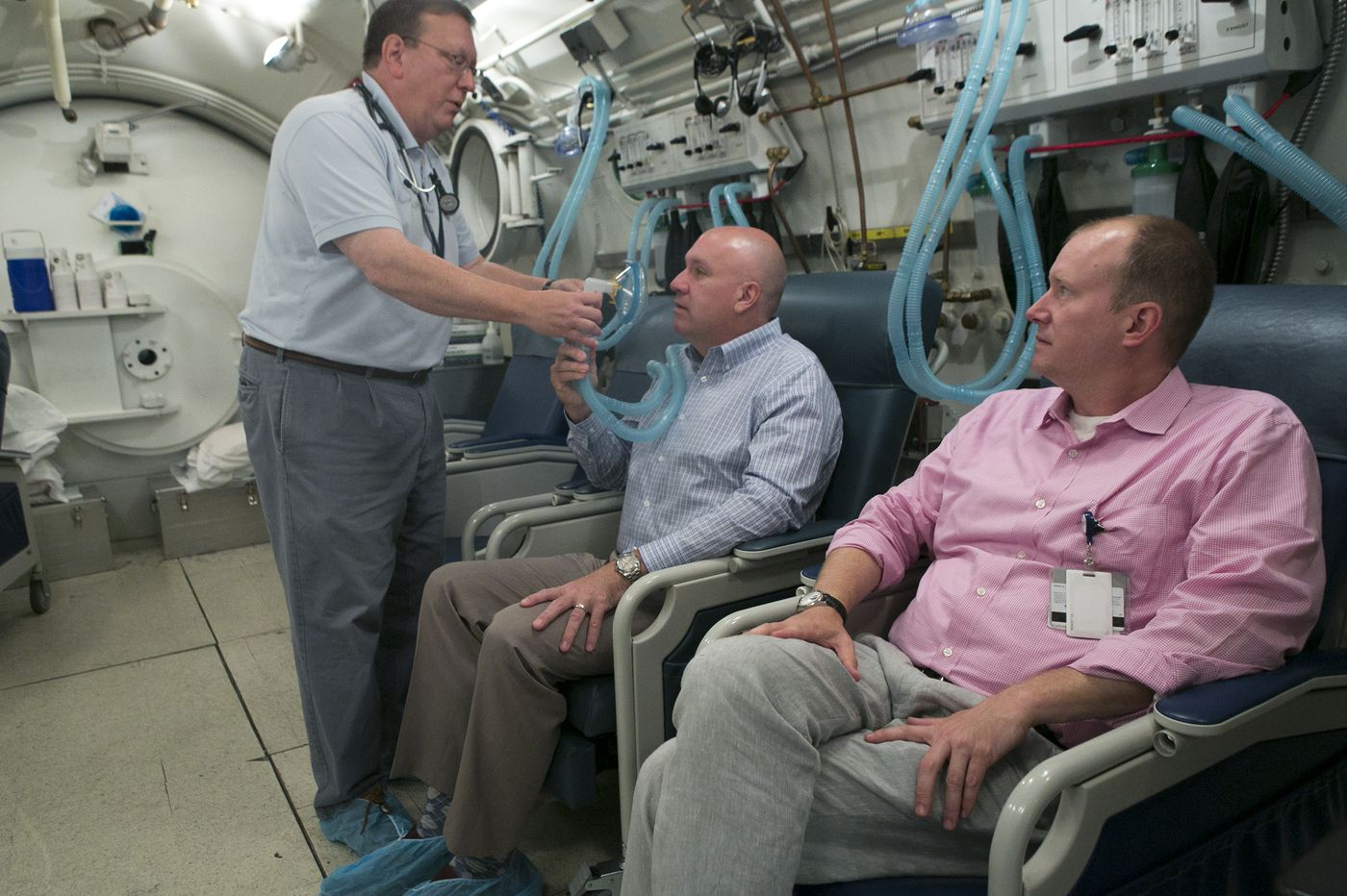 Hyperbaric oxygen: The mysterious therapy that saved a cancer survivor from radiation side effects