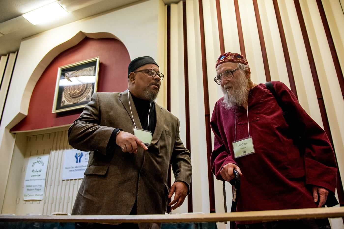 A moral imperative': Icon of liberal Judaism issues new call