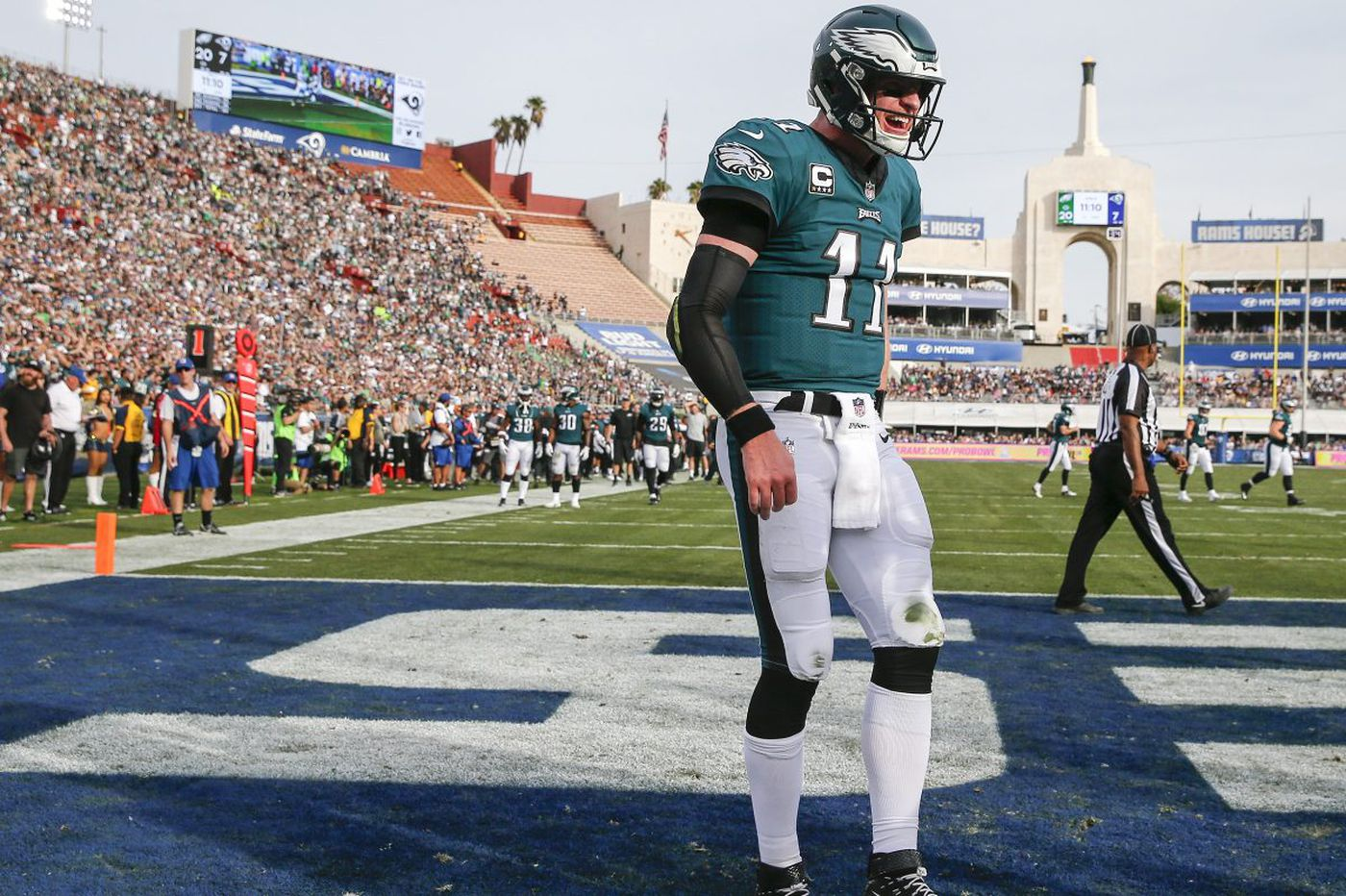 Carson Wentz's absence could reveal the warts that his presence disguised | David Murphy