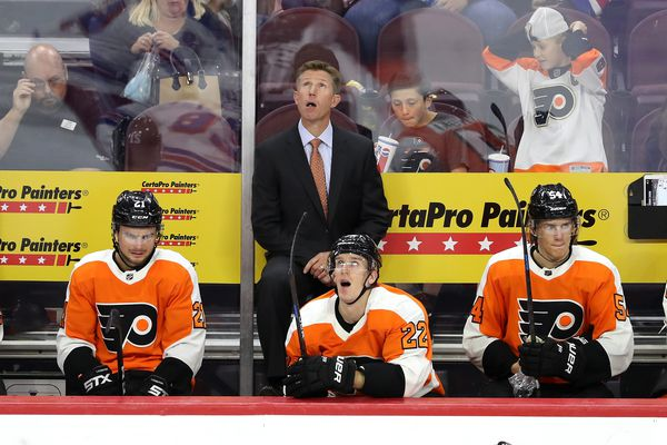 Under Dave Hakstol, slow starts and lack of attention to detail are recurring problems for Flyers | Sam Donnellon