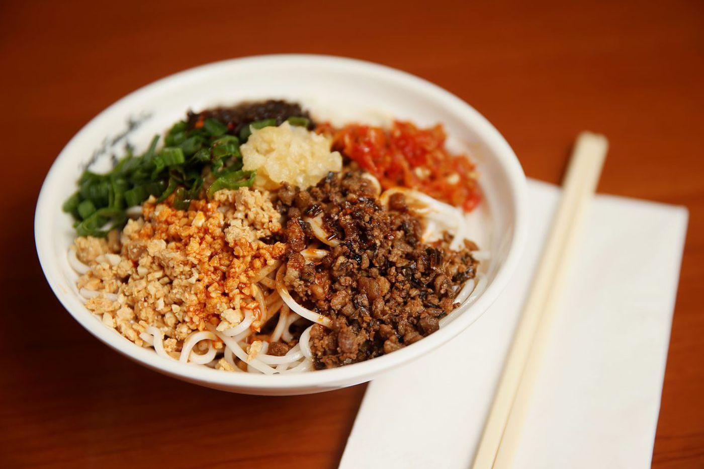 Hip new Sichuan kitchen part of an emerging Chinatown West