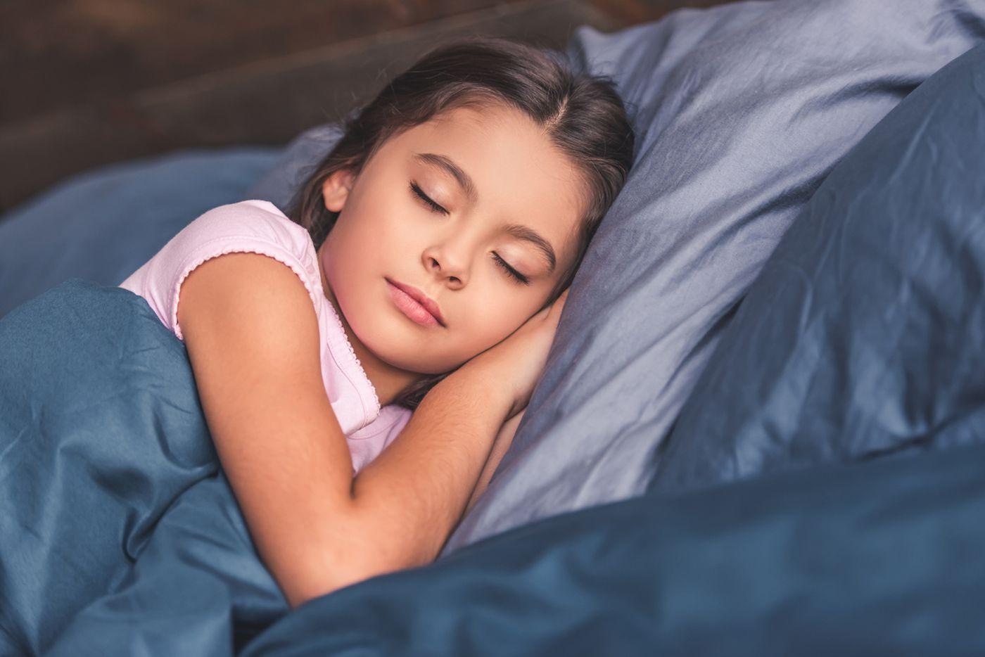 How to create healthy sleep habits in children