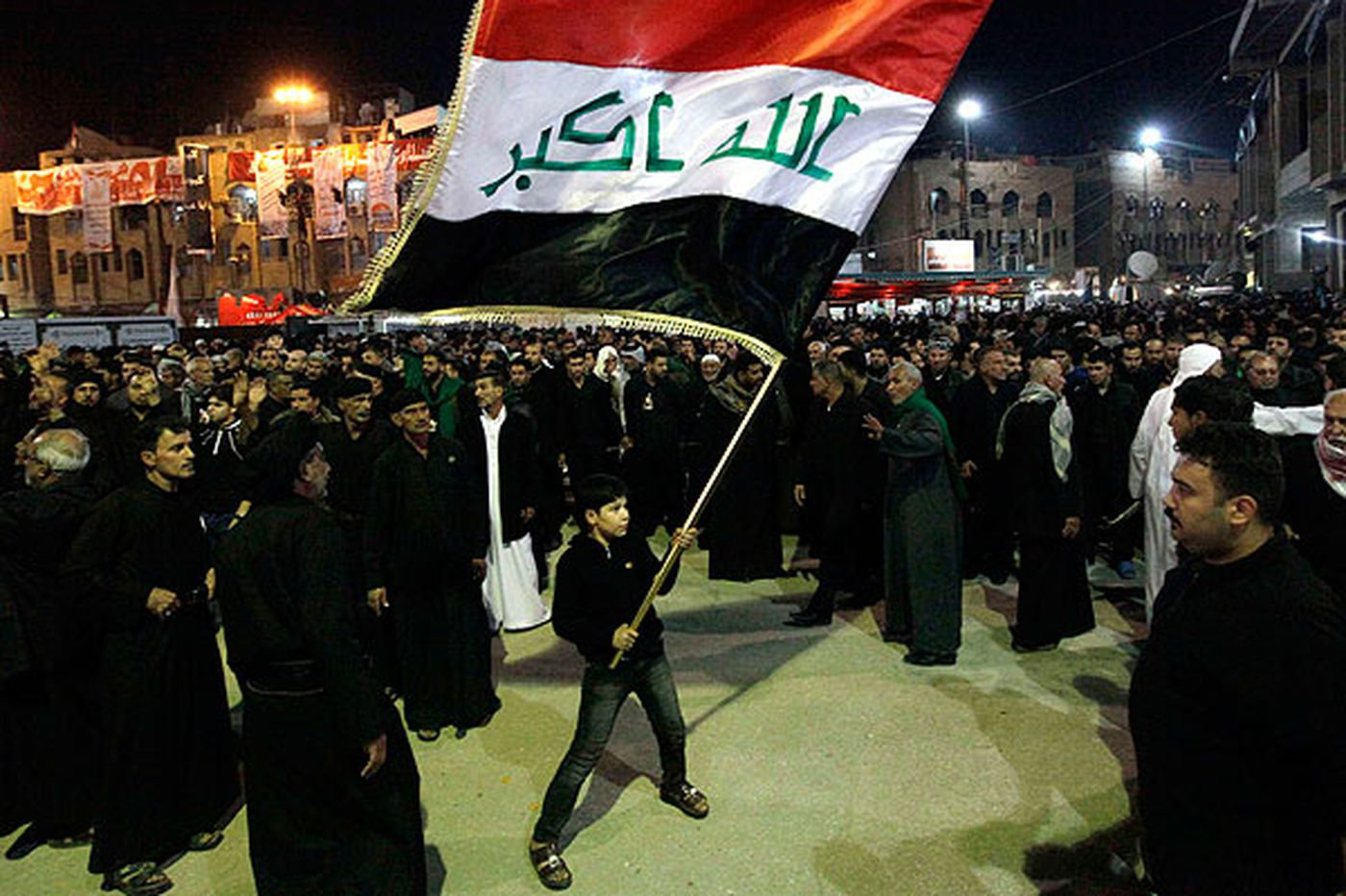 Iraq's legacy a decade later