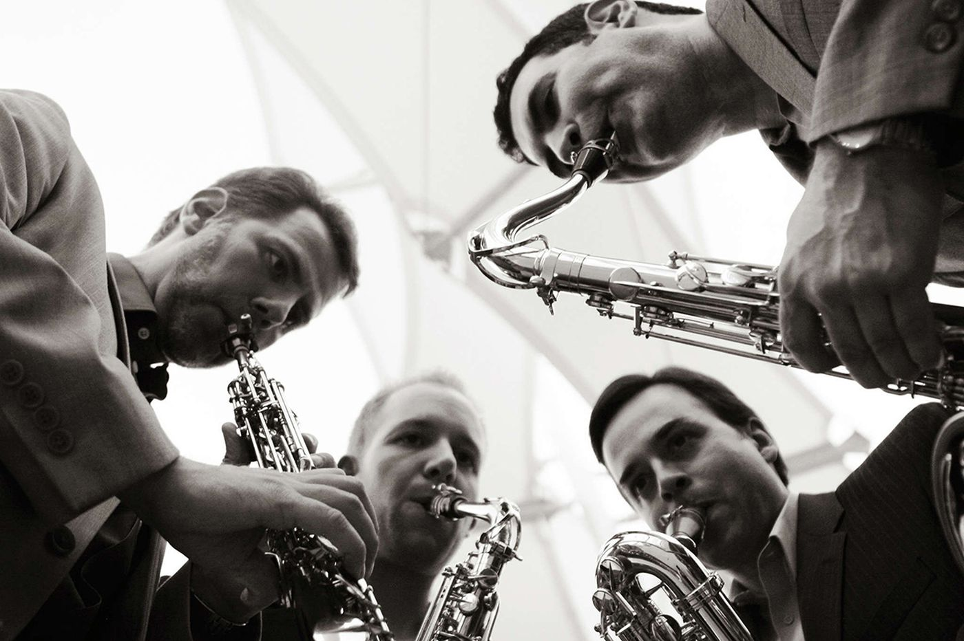 PRISM sax quartet makes new music with the fantastical inventions of Harry Partch