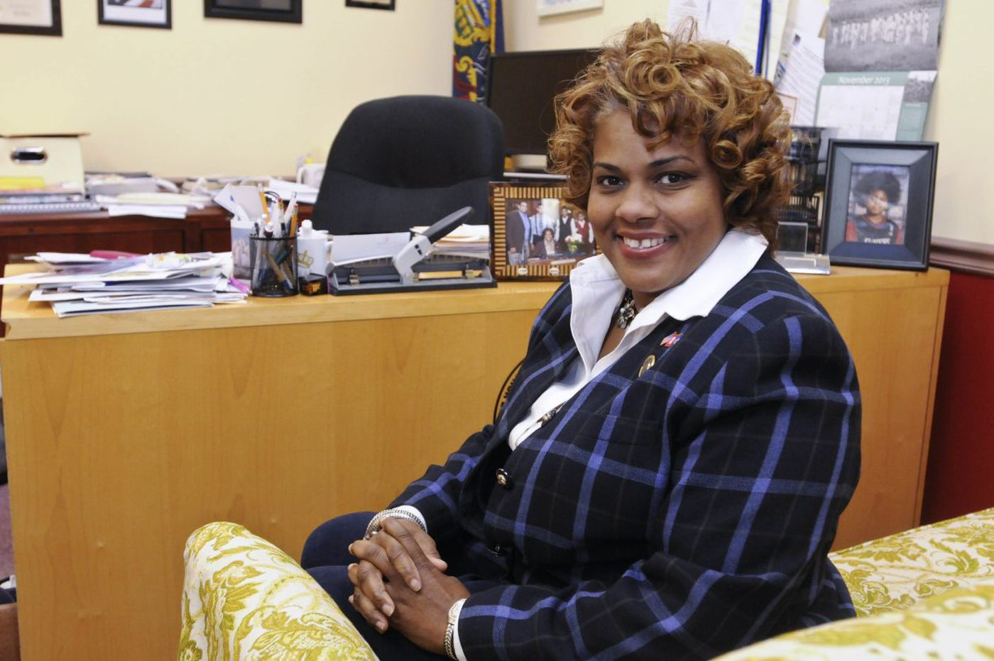 Police: State Rep. Margo Davidson did 'hit and run'