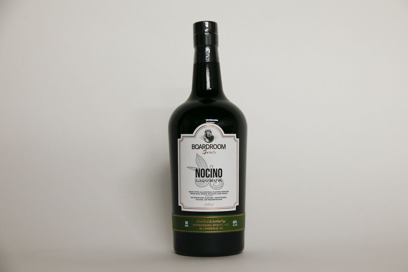 Boardroom Spirits goes nuts with nocino for the holiday