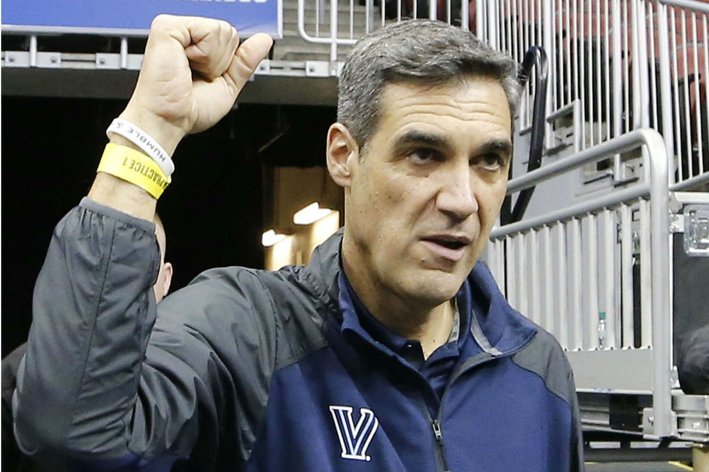 Wright timing has led to winning legacy at Villanova