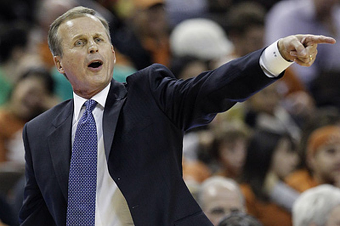 Texas men's basketball coach puzzled by Big East movements