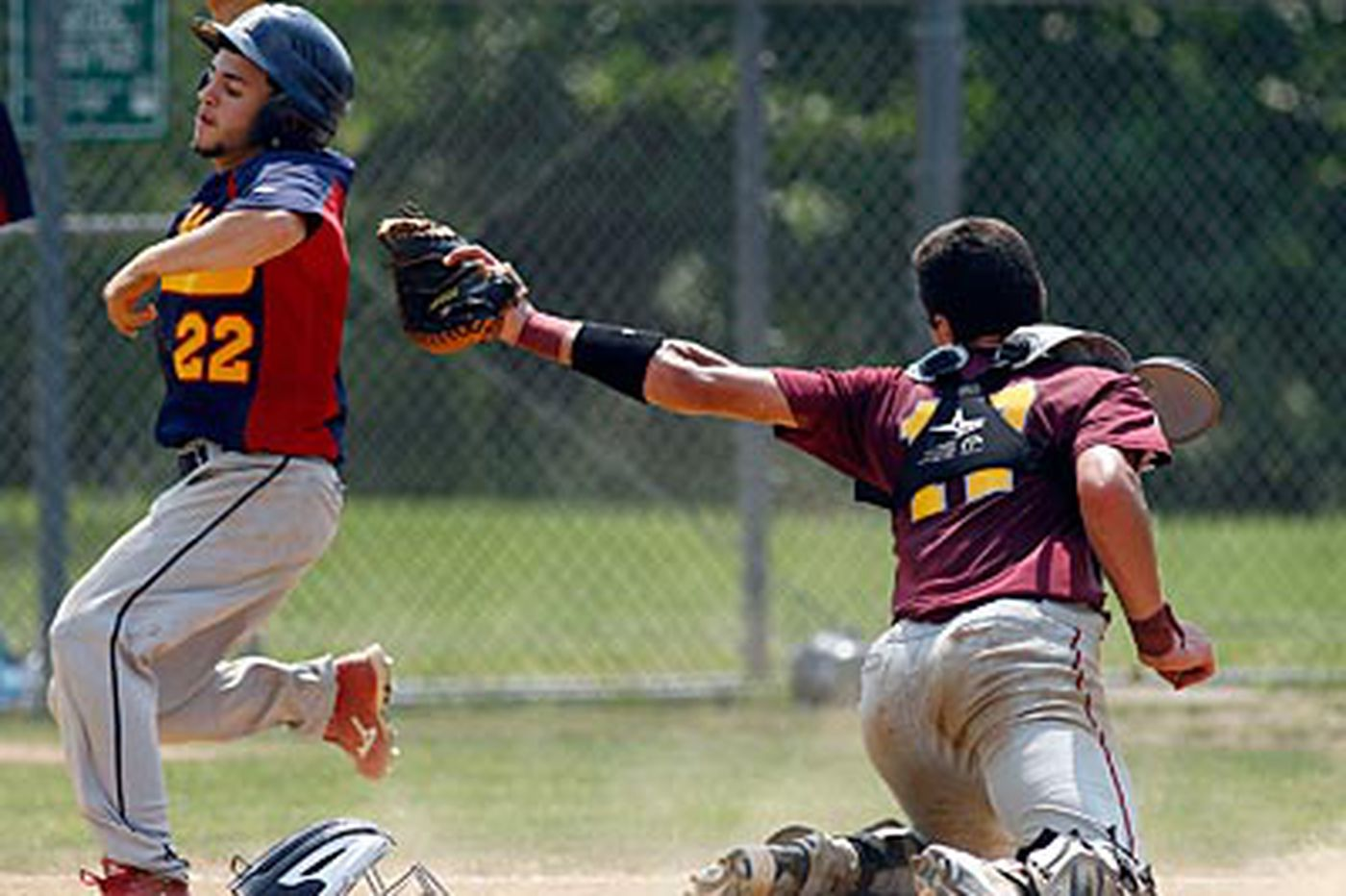 Frankford reaches Pub final with win over Central