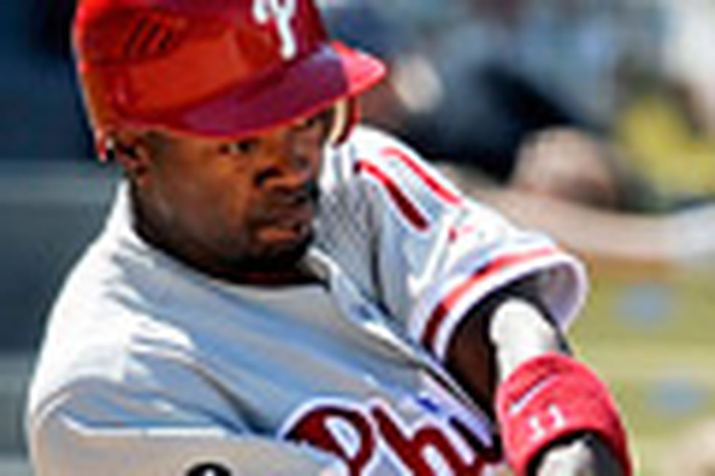 Phillies Notes: Now batting third ... Rollins