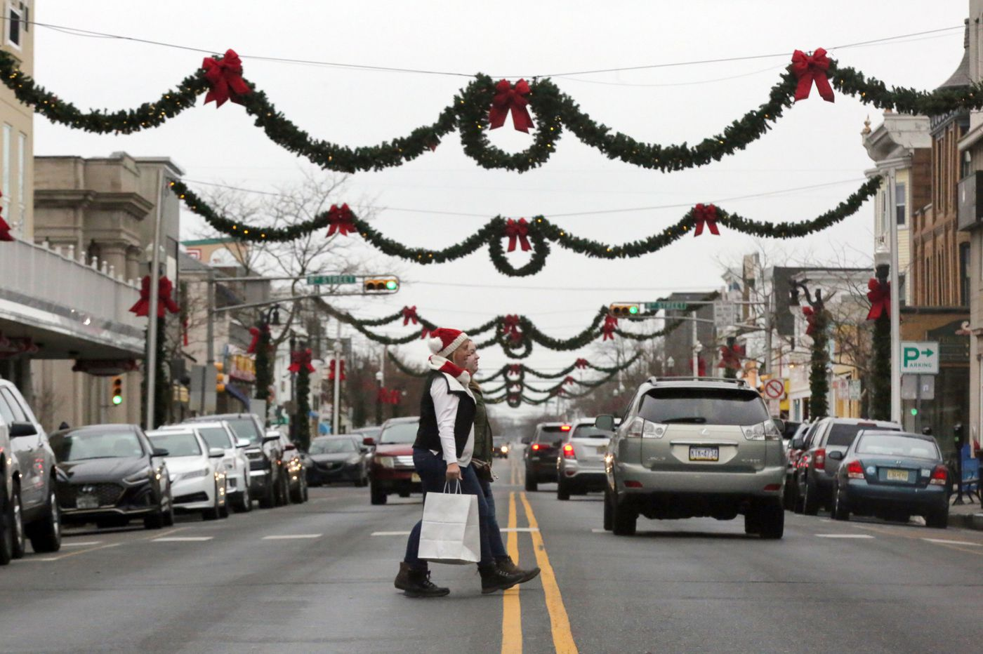 Jersey Shore for the holidays? More families are finding a winter escape there.