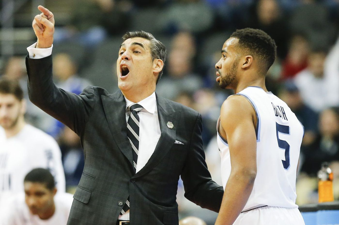 Business as usual for Villanova in Sweet 16, after weekend of upsets