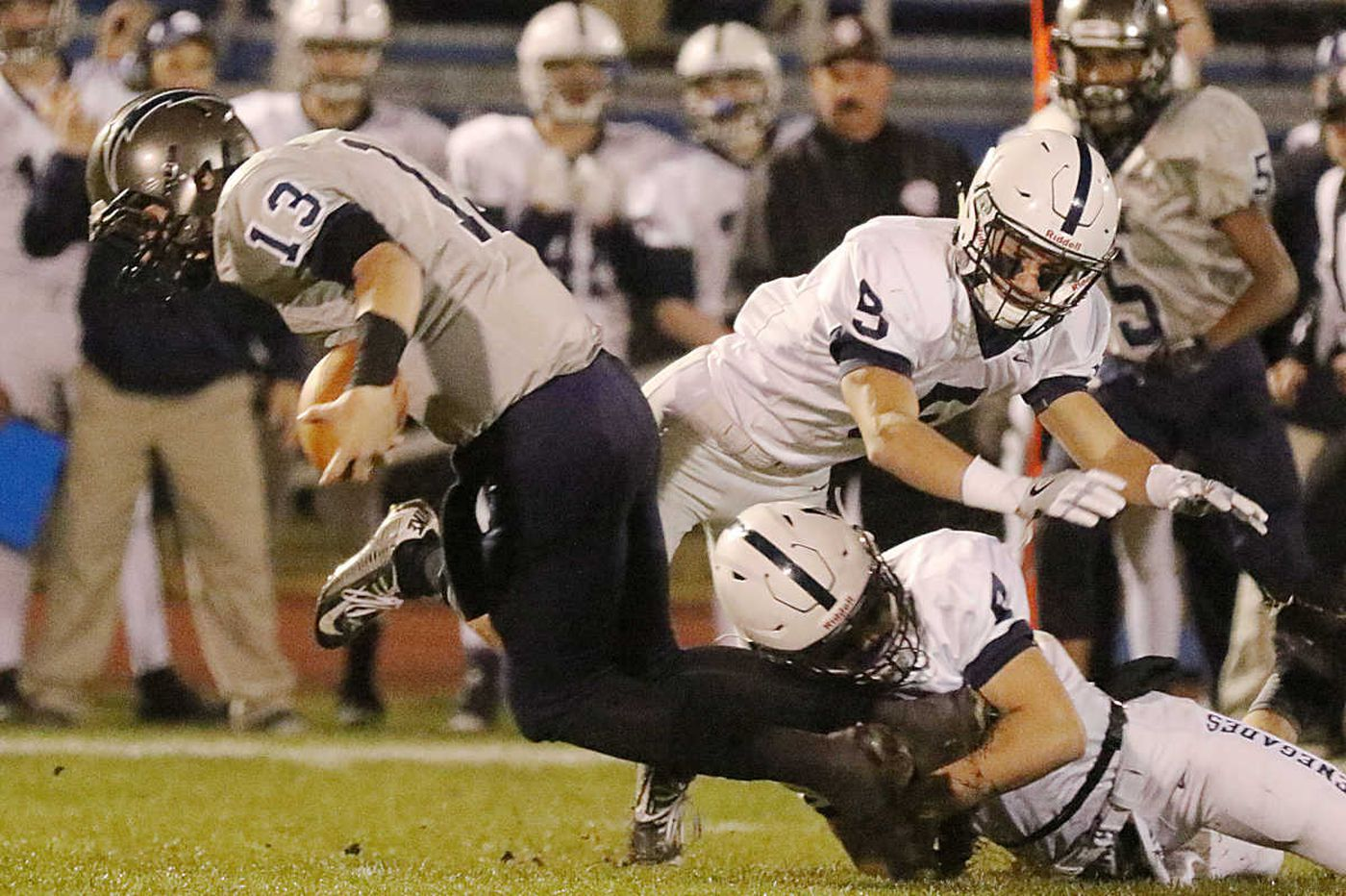 Timber Creek to play Lenape in Group 4 title game