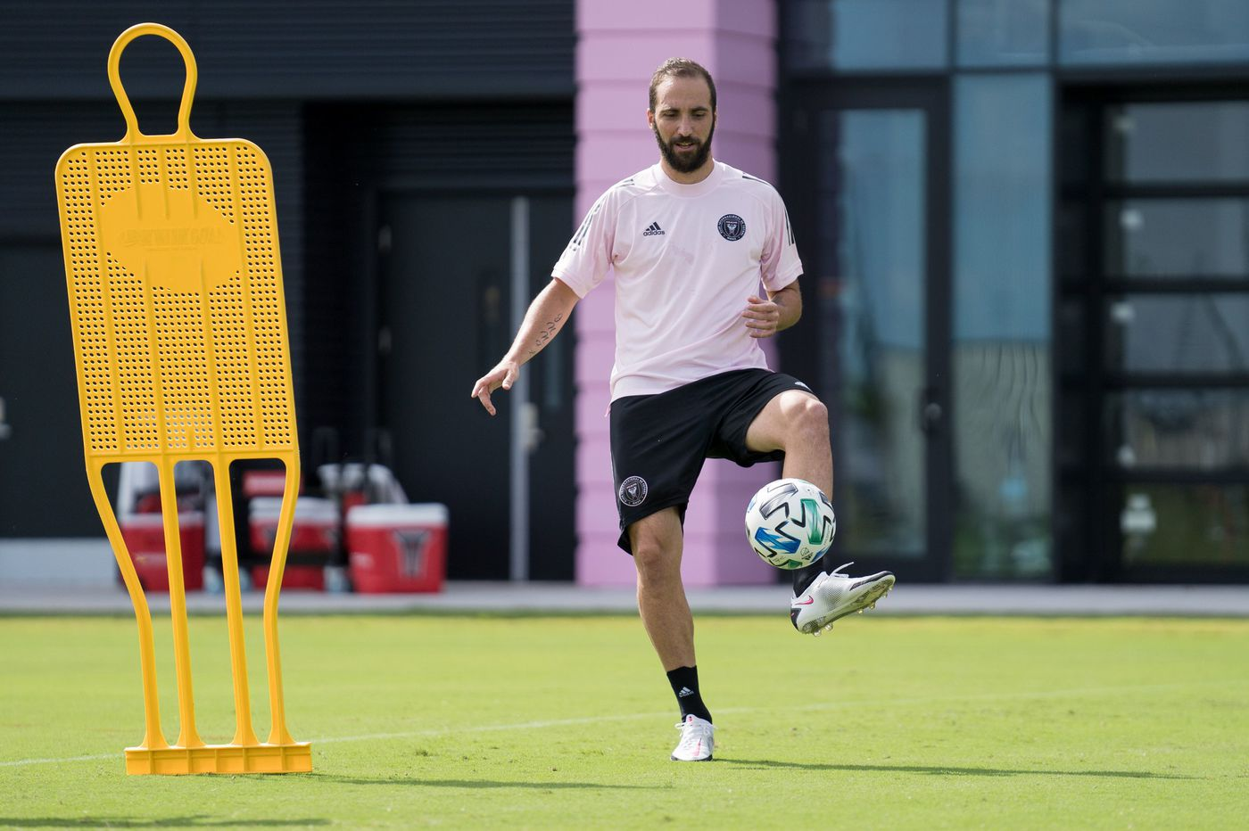 Gonzalo Higuain Could Debut In Mls Inter Miami Vs Philadelphia Union