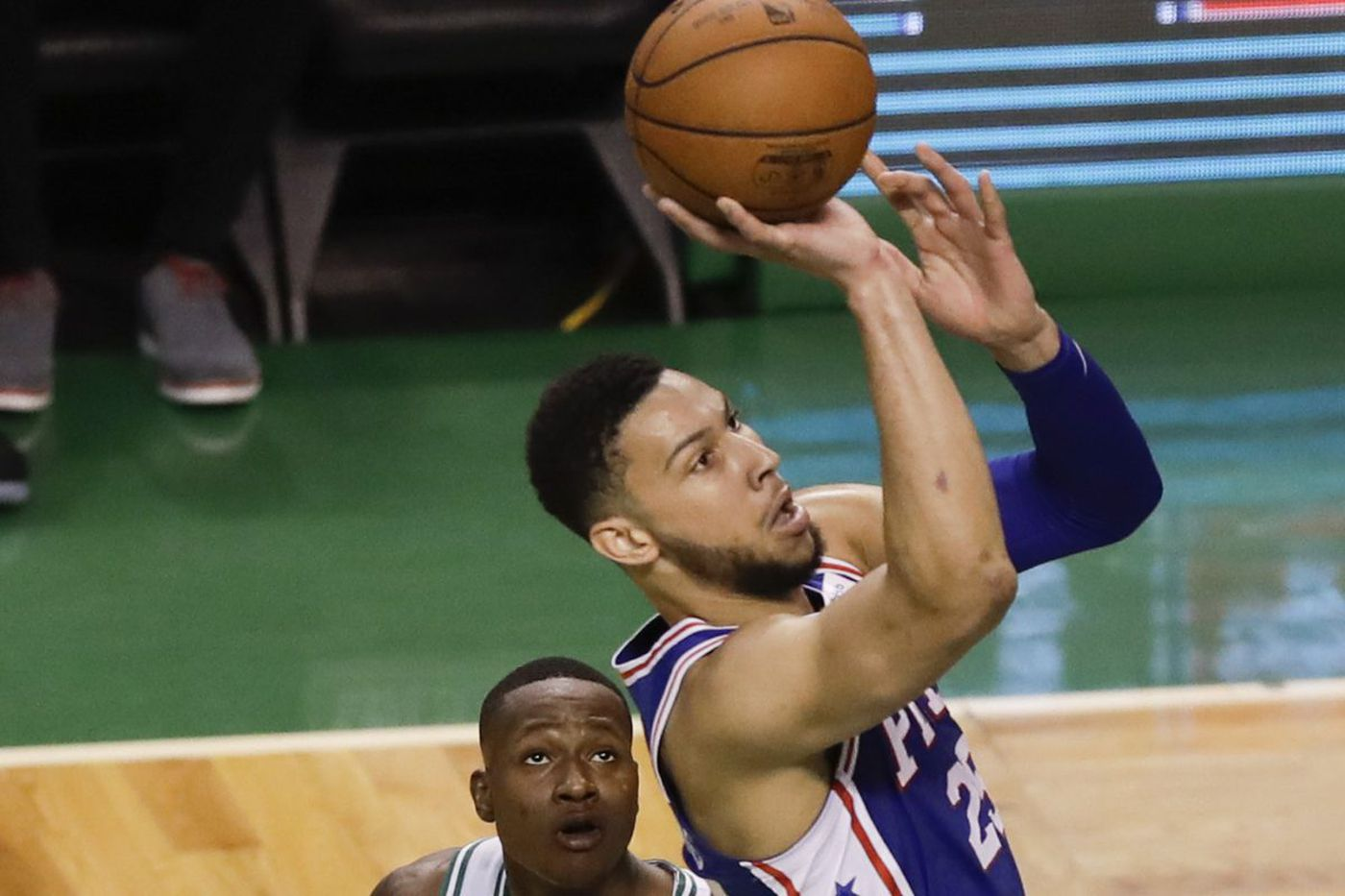 Vegas prop is lower for Ben Simmons in Game 3