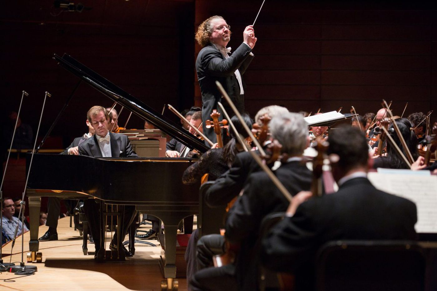 No hard feelings: Philadelphia Orchestra musicians give $74K to help employer reach fund goal