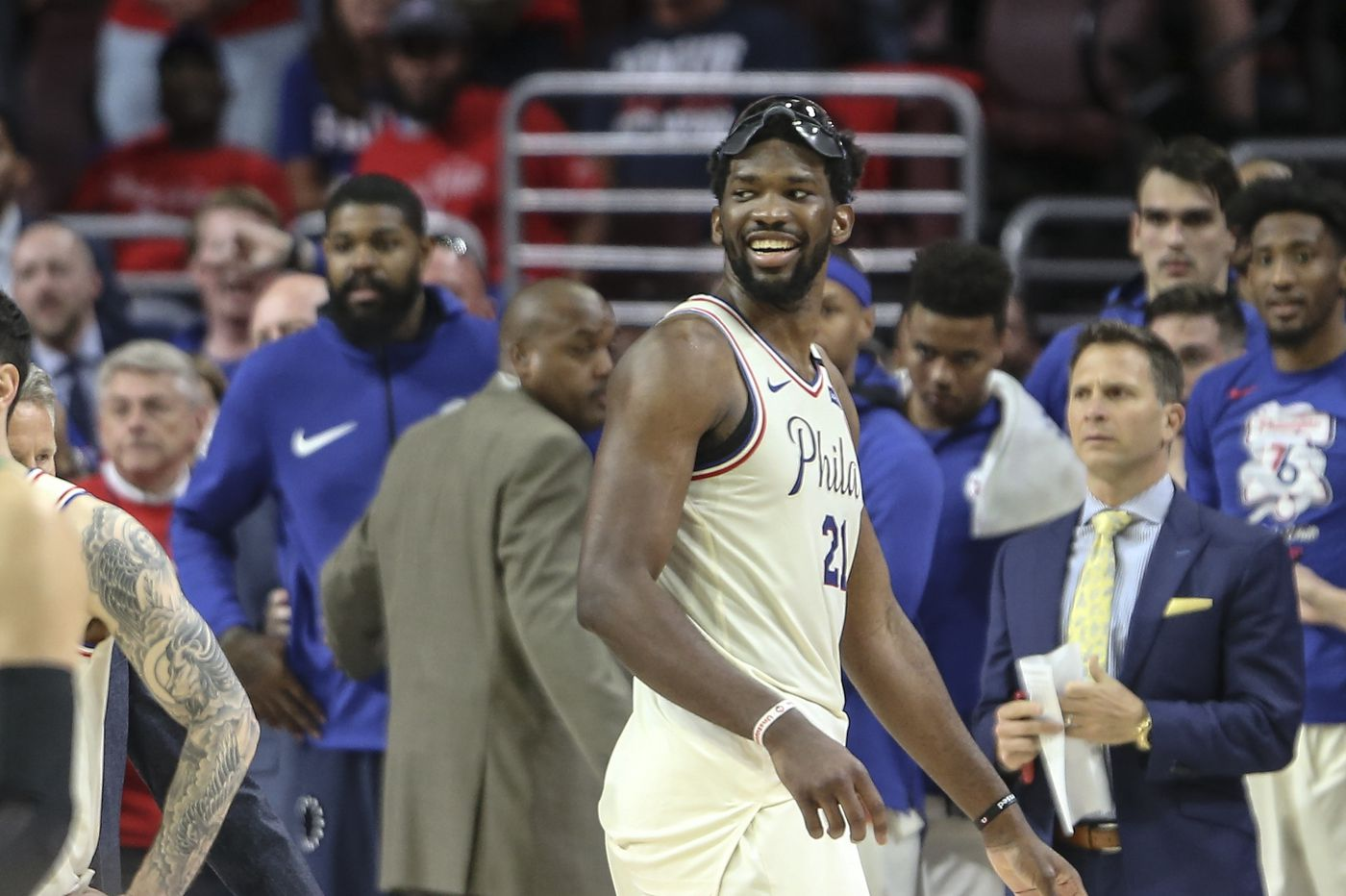 'Space Jam 2': Why Joel Embiid must be a Monstar