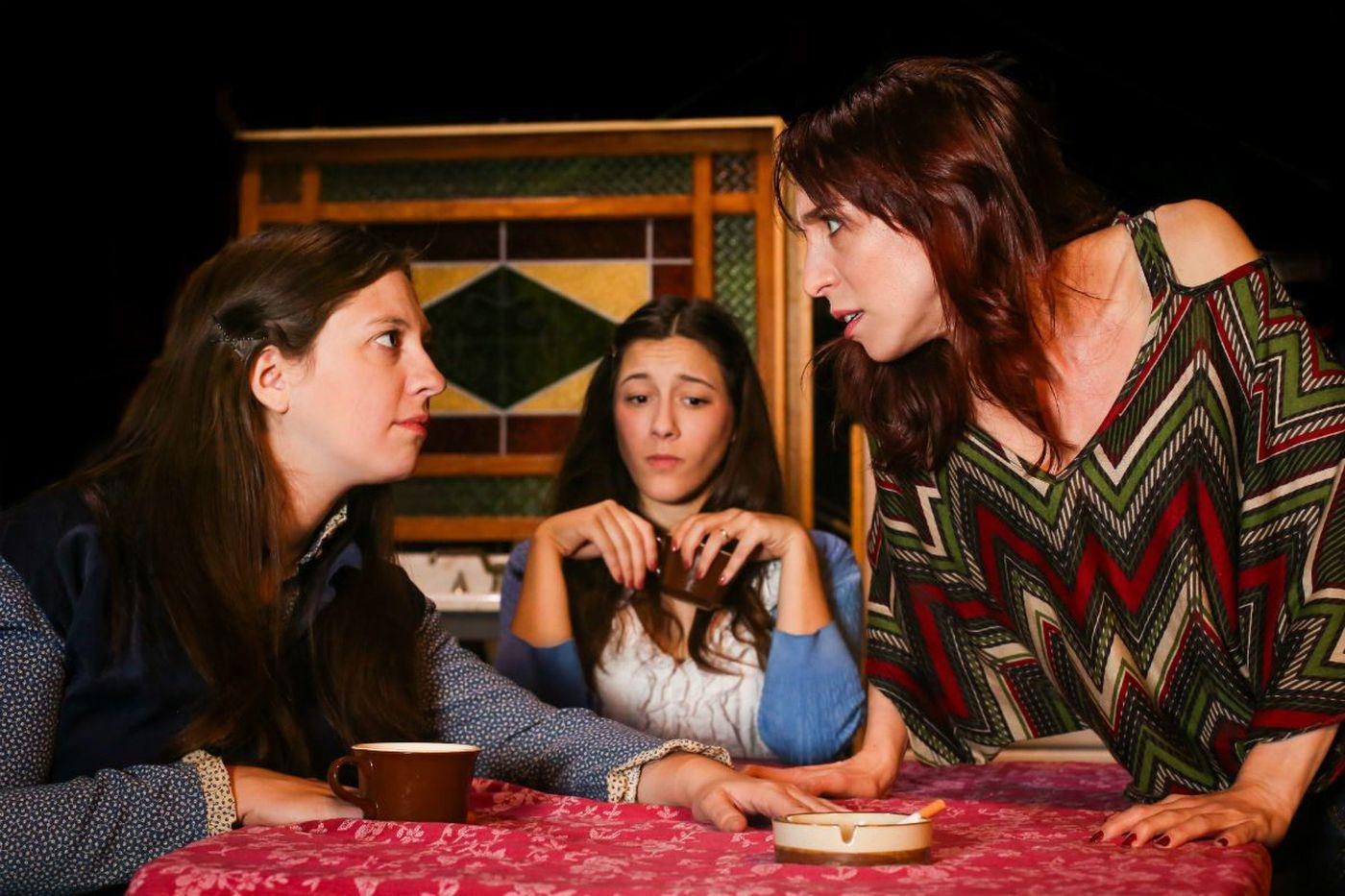 Curio Theatre's 'Crimes of the Heart': Three sisters, love, and the future