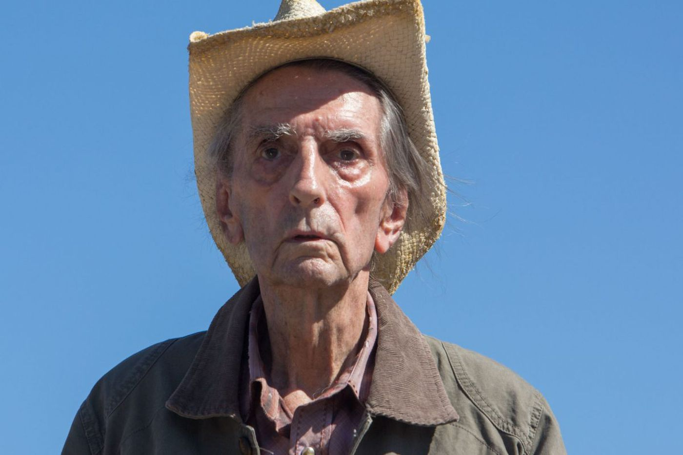 'Lucky' a fitting eulogy for actor Harry Dean Stanton