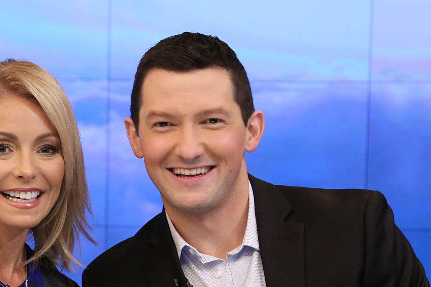 Richard Curtis, Perkasie teacher made famous on 'Live with Kelly,' gets his own TV show on Fox 29