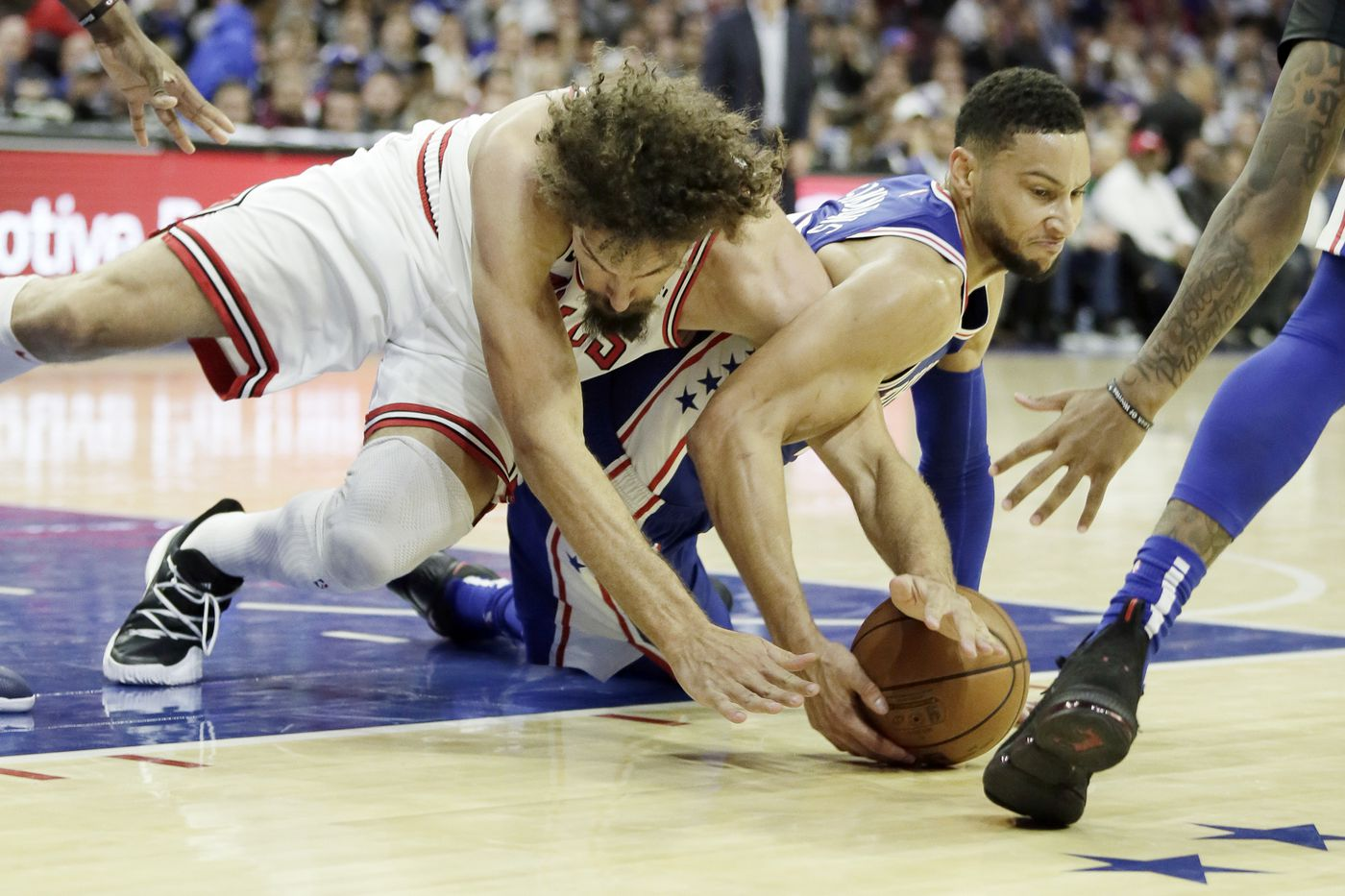 Sixers-Bulls observations, best and worst awards: Ben Simmons, Markelle Fultz, optional defense