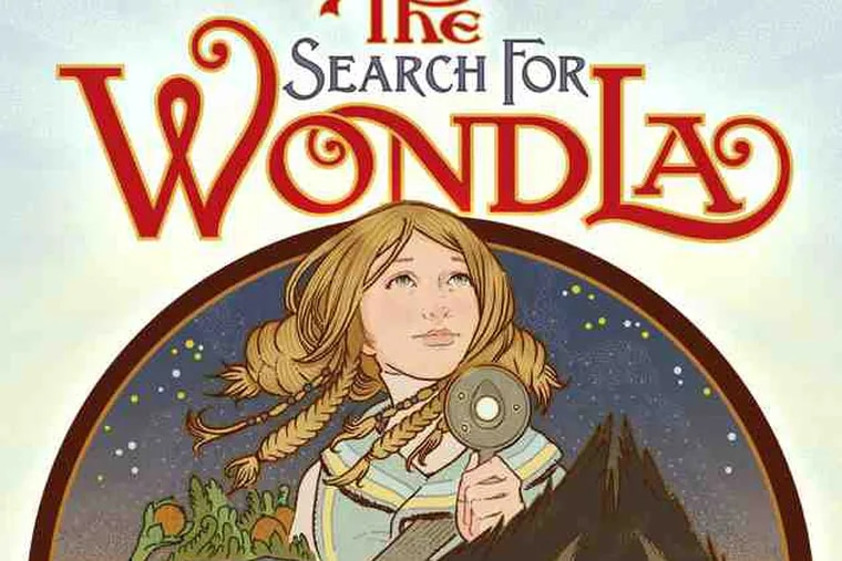 """""""The Search for WondLa"""""""