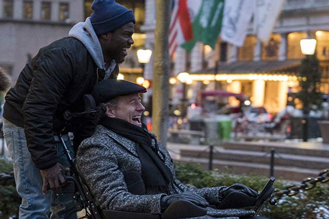 How Kevin Hart's 'The Upside' doubled box office projections